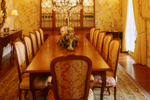 Georgian House Plan Dining Room Photo 02 - Le Claire Georgian Home 020S-0002 | House Plans and More
