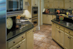 Southern House Plan Kitchen Photo 02 - Wembleton Traditional Home 020S-0004 | House Plans and More