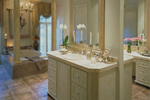 Southern House Plan Master Bathroom Photo 01 - Wembleton Traditional Home 020S-0004 | House Plans and More