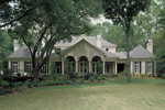 Southern House Plan Rear Photo 01 - Wembleton Traditional Home 020S-0004 | House Plans and More
