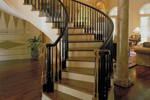 Southern House Plan Stairs Photo - Wembleton Traditional Home 020S-0004 | House Plans and More