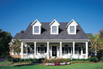 Classic, Cape Cod/New England Home With Inviting Front Porch