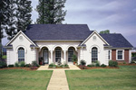 House Plan Front of Home 021D-0014