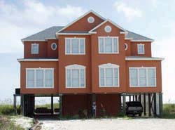 a duplex style multi-family home