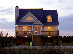 Pier House Plans | Plans for Houses on Stilts | House Plans ... on