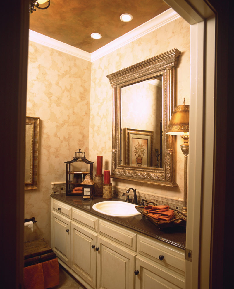 Traditional House Plan Bathroom Photo 01 - Cedar Vista Craftsman Home 024D-0055 | House Plans and More