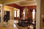 Traditional House Plan Dining Room Photo 02 - Cedar Vista Craftsman Home 024D-0055 | House Plans and More