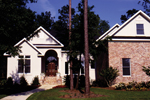 Traditional House Plan Front Photo 03 - Cedar Vista Craftsman Home 024D-0055 | House Plans and More