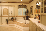 Traditional House Plan Master Bathroom Photo 02 - Cedar Vista Craftsman Home 024D-0055 | House Plans and More