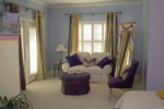 Country French House Plan Bedroom Photo 03 - Newberry European Home 024D-0060   House Plans and More