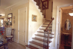 Country French House Plan Entry Photo 02 - Newberry European Home 024D-0060   House Plans and More