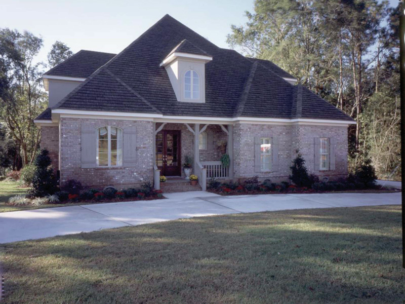 Grand Stone, Coutry French Style Home