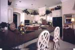 Country French House Plan Kitchen Photo 02 - Newberry European Home 024D-0060   House Plans and More