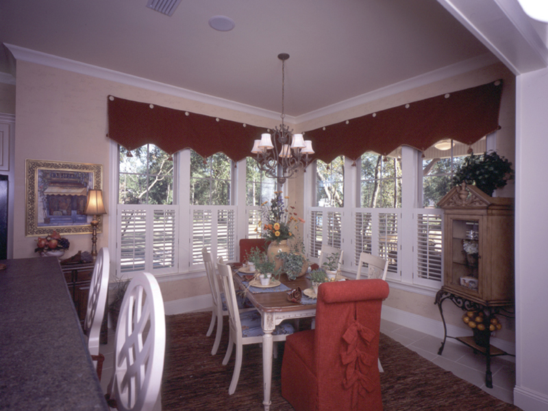 Country French House Plan Kitchen Photo 04 - Newberry European Home 024D-0060   House Plans and More