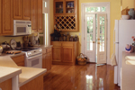 Country House Plan Kitchen Photo 01 - Chappelle Plantation Home 024D-0061 | House Plans and More