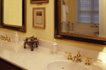 Country House Plan Master Bathroom Photo 03 - Chappelle Plantation Home 024D-0061 | House Plans and More