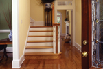 Country House Plan Stairs Photo - Chappelle Plantation Home 024D-0061 | House Plans and More