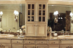 European House Plan Bathroom Photo 04 - Cross Hill Craftsman Farmhouse 024D-0062 | House Plans and More