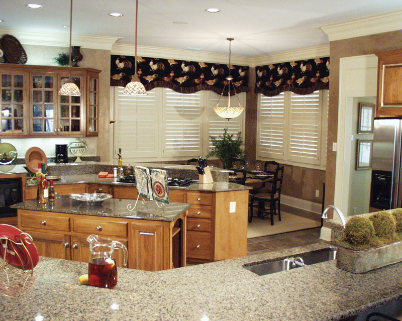 European House Plan Kitchen Photo 10 - Cross Hill Craftsman Farmhouse 024D-0062 | House Plans and More