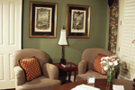 European House Plan Sitting Room Photo 02 - Cross Hill Craftsman Farmhouse 024D-0062 | House Plans and More