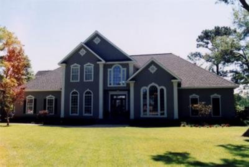 Front of Home -  024D-0638 | House Plans and More