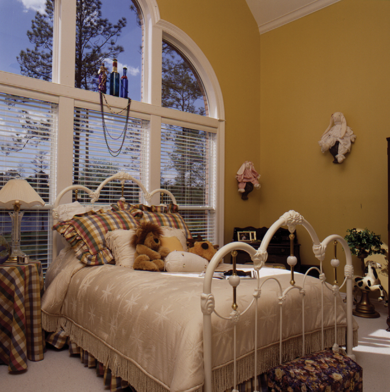 Neoclassical Home Plan Bedroom Photo 01 - Pleasant Ridge Neoclassic Home 024D-0639 | House Plans and More