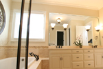 Acadian House Plan Bathroom Photo 02 - Damascus Southern Country Home 024D-0797   House Plans and More