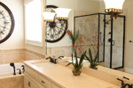 Acadian House Plan Bathroom Photo 03 - Damascus Southern Country Home 024D-0797   House Plans and More