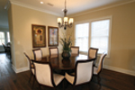 Acadian House Plan Dining Room Photo 01 - Damascus Southern Country Home 024D-0797   House Plans and More