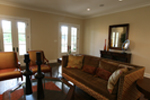 Acadian House Plan Family Room Photo 01 - Damascus Southern Country Home 024D-0797   House Plans and More