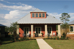 House Design With Authentic Country Style