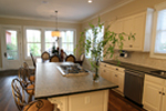 Acadian House Plan Kitchen Photo 01 - Damascus Southern Country Home 024D-0797   House Plans and More