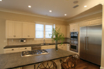 Acadian House Plan Kitchen Photo 02 - Damascus Southern Country Home 024D-0797   House Plans and More