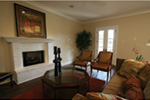 Acadian House Plan Living Room Photo 04 - Damascus Southern Country Home 024D-0797   House Plans and More