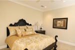 Acadian House Plan Master Bedroom Photo 01 - Damascus Southern Country Home 024D-0797   House Plans and More