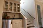 Acadian House Plan Stairs Photo - Damascus Southern Country Home 024D-0797   House Plans and More