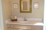 Lake House Plan Bathroom Photo 02 - 024D-0839 | House Plans and More