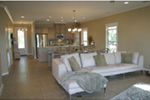 Lake House Plan Family Room Photo 01 - 024D-0839 | House Plans and More