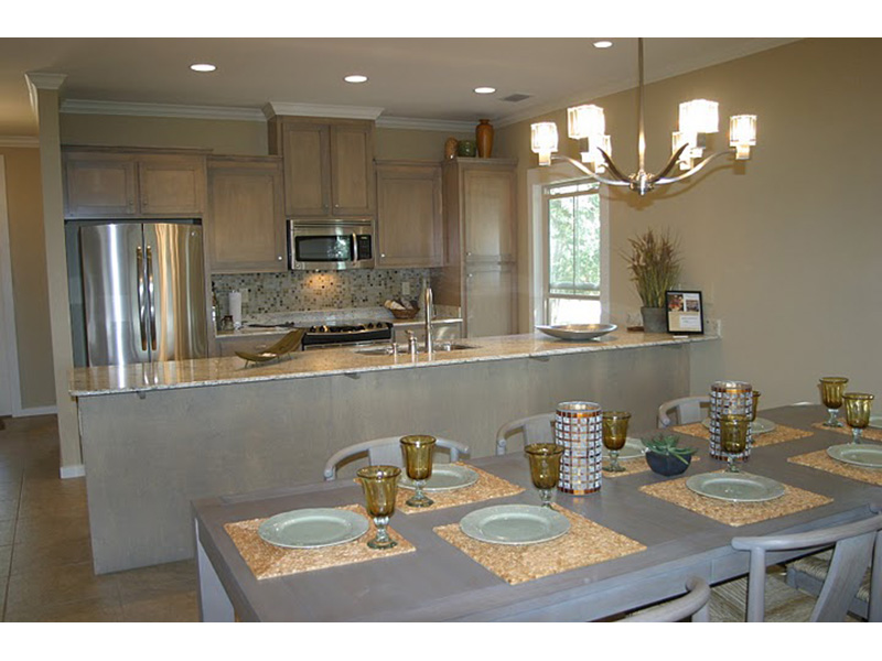 Lake House Plan Kitchen Photo 03 - 024D-0839 | House Plans and More