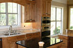 Ranch House Plan Kitchen Photo 01 -  024D-0817 | House Plans and More