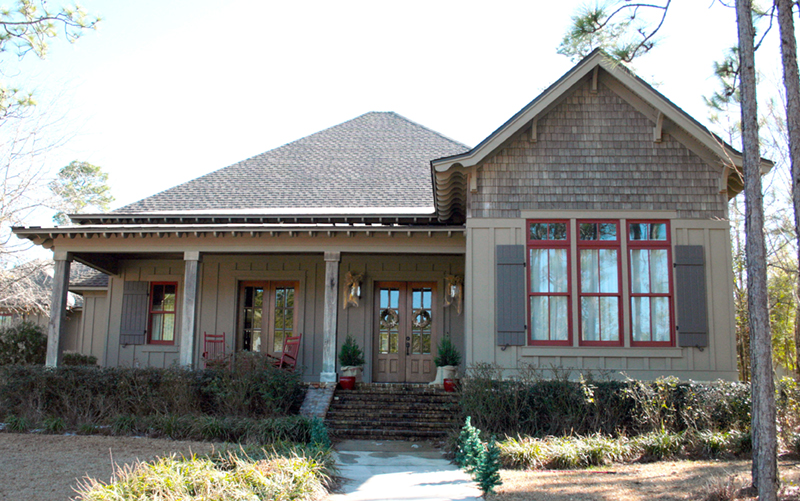 Front of Home - 024D-0820 | House Plans and More