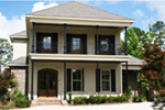 Southern Plantation House Plan Front Photo 01 - 024D-0821 | House Plans and More