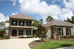 Southern Plantation House Plan Front Photo 02 - 024D-0821 | House Plans and More
