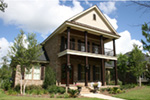 Lowcountry House Plan Front Photo 01 - 024D-0827 | House Plans and More