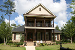 Lowcountry House Plan Front Photo 02 - 024D-0827 | House Plans and More