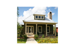 Cabin & Cottage House Plan Front of Home - 024D-0832   House Plans and More