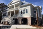 Cape Cod & New England House Plan Front of Home - 024D-0835 | House Plans and More