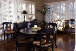 Southern House Plan Family Room Photo 01 - Heritage Manor Southern Home 024S-0001 | House Plans and More