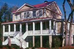 Southern House Plan Front Photo 01 - Heritage Manor Southern Home 024S-0001 | House Plans and More