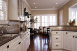 Arts & Crafts House Plan Kitchen Photo 02 - Heritage Manor Southern Home 024S-0001 | House Plans and More